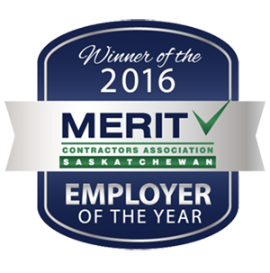 Merit Sask Employer of Year 2016